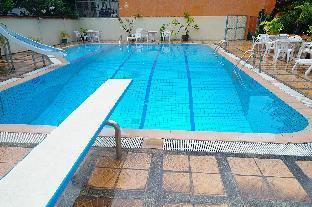 [スクンビット]スタジオ ヴィラ(400 m2)/0バスルーム Bangkok Pool Villa Hostel bunk beds