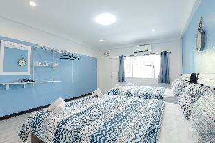 [ハジャイ市場周辺]一軒家(280m2)| 2ベッドルーム/3バスルーム Blue Ocean 5 mins walk to Leegarden