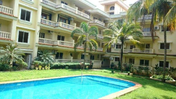 Seacoast Serviced Apartments Goa